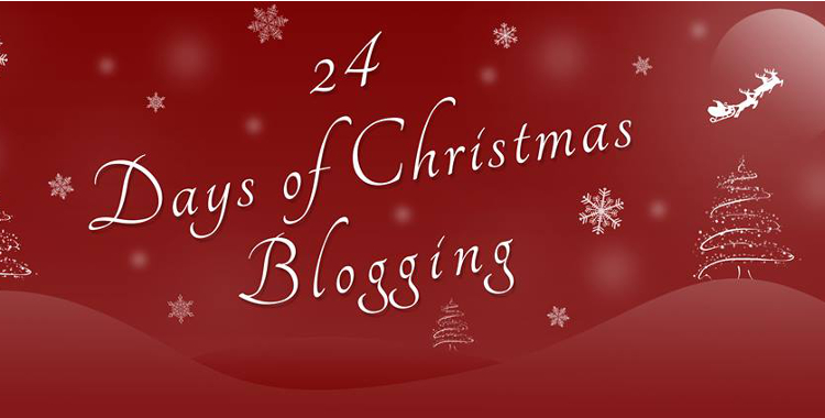 24 Days of Christmas Blogging