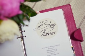 Kreatives: Filofax Blog Planer