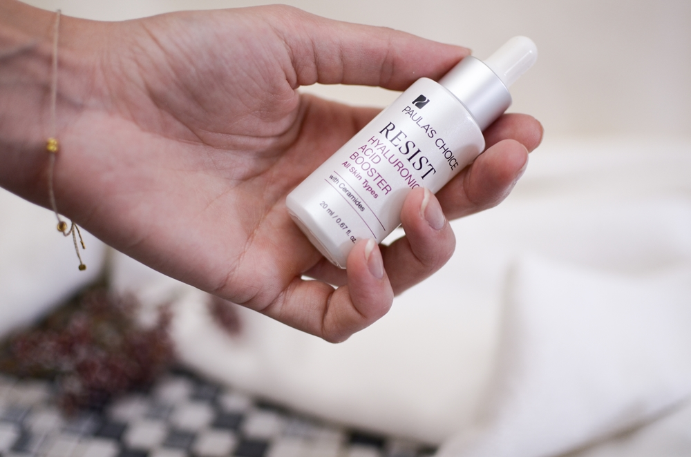 Paula's Choice Hyaluronic Acid Booster | Hautpflege, Skincare, Anti-Aging | Glasschuh.com Blog aus Hannover von Lea Christin