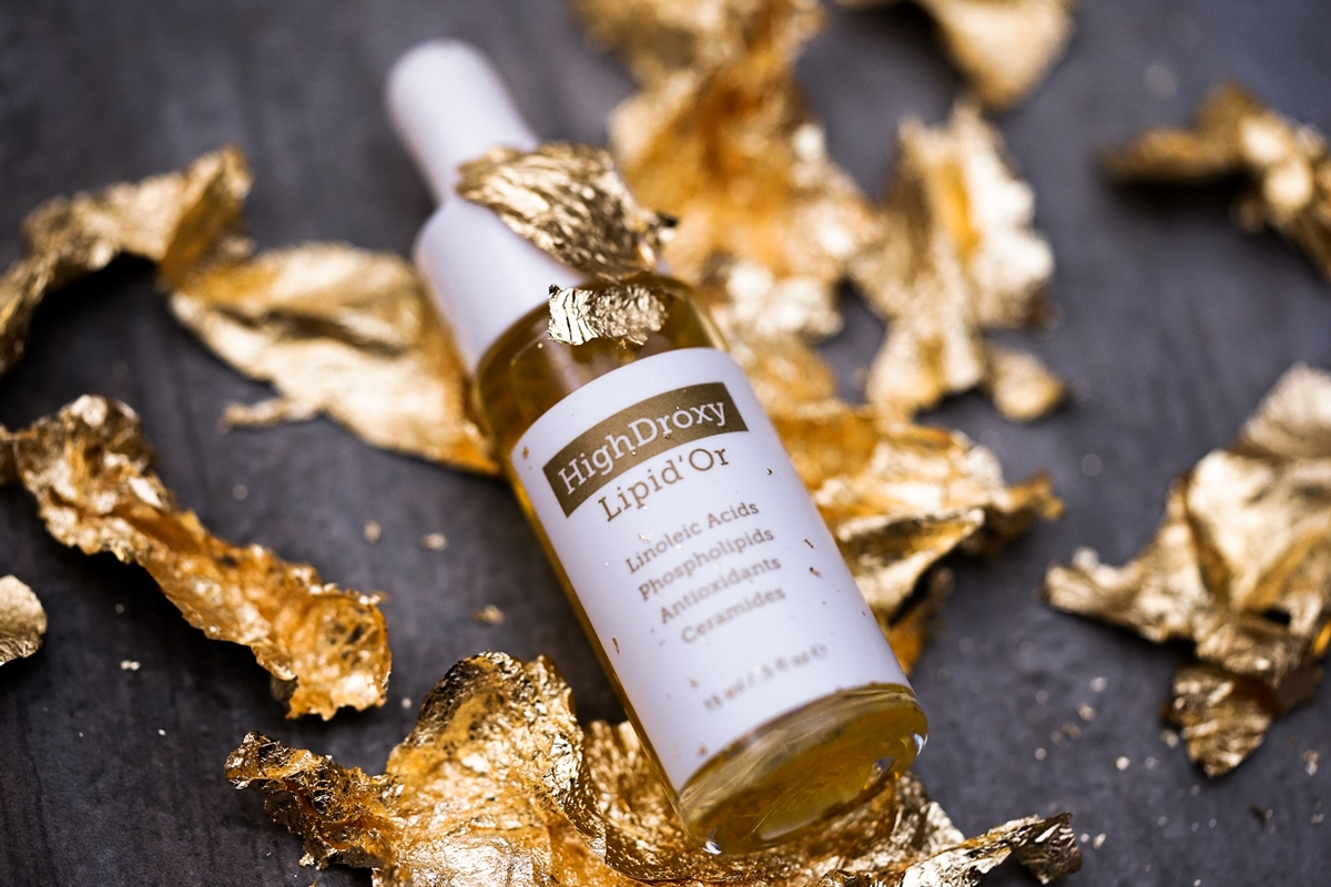 Highdroxy Lipid'Or | Skincare, Hautpflege, Beauty, Antiaging | Glasschuh.com Blog aus Hannover von Lea Christin