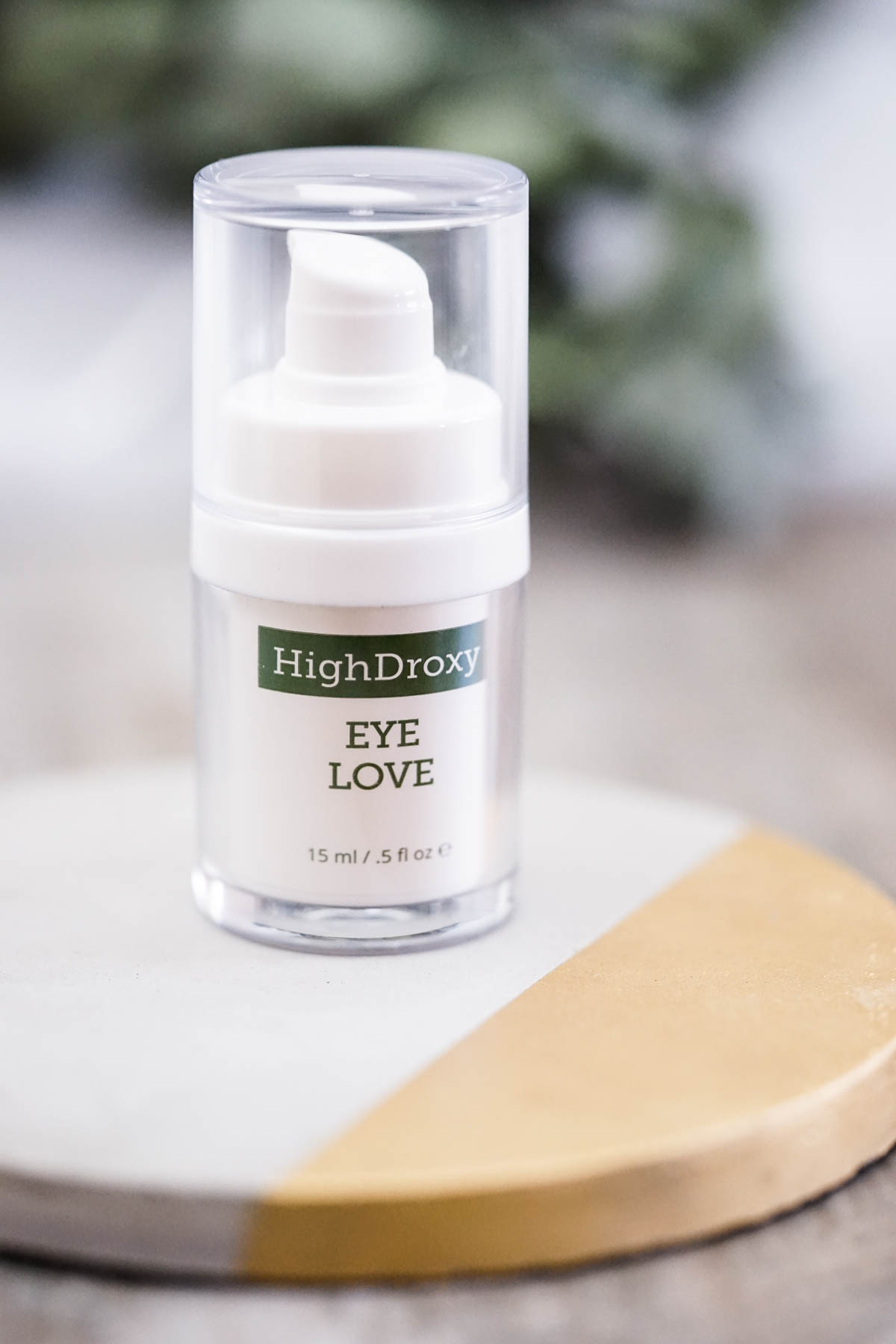 Highdroxy Eye Love Augencreme | Skincare, Anti-Aging, Beauty | Glasschuh.com Blog aus Hannover von Lea Christin