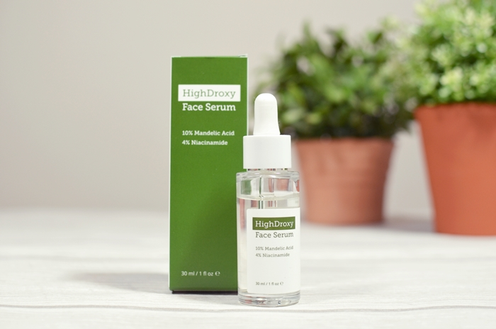 Highdroxy Face Serum