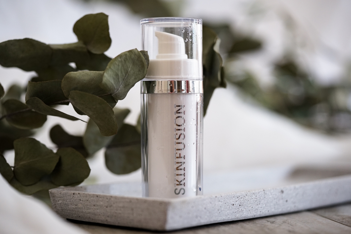 Highdroxy Skinfusion & D-Fence 50 | Skincare, Anti-Aging, Glasklare Pflege | Glasschuh.com Blog aus Hannover von Lea Christin